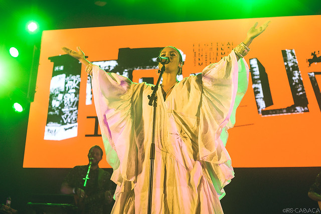 Mayra Andrade @ Festival Iminente 2019
