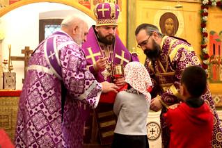 29.09.2019 | Воскресная литургия в Юрьевом монастыре