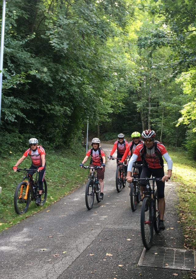 Biketouren, Gottschalkenberg und Gnadenthal