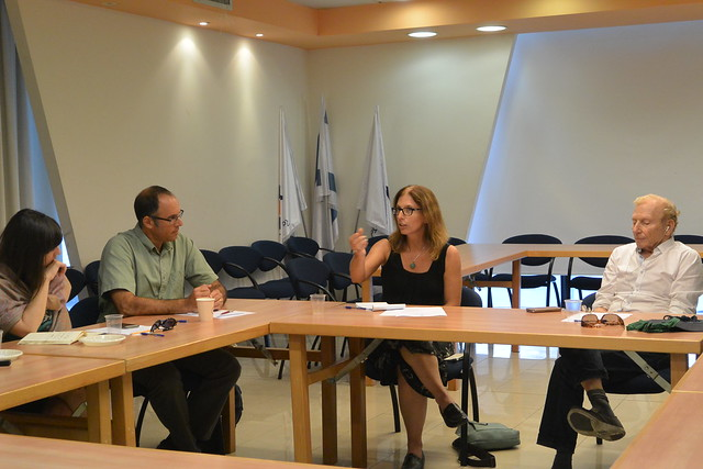 Israel-2015-09-02-Economic Relations between Israel and the Middle East Challenges and Opportunitie
