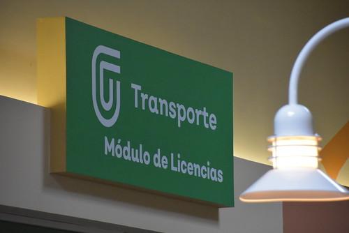 Inauguran Módulo Para Expedir Licencias De Conducir En