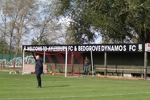 Aylesbury Vale Dynamos v Baldock Town