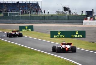 Pierre Gasly & Kimi Raikkonen - Race Day