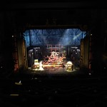 &Juliet stage, Manchester Opera House
