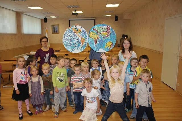Russia-2015-09-19~21-International Day of Peace
