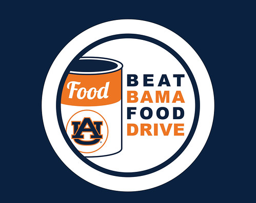 Beat Bama Food Drive graphic