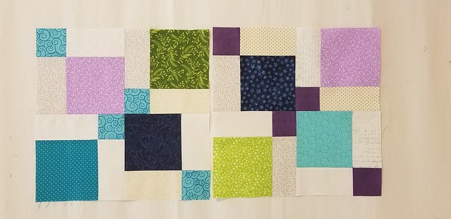 September Bliss blocks