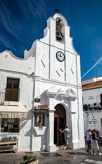 Iglesia San Sebastián, Mijas Pueblo