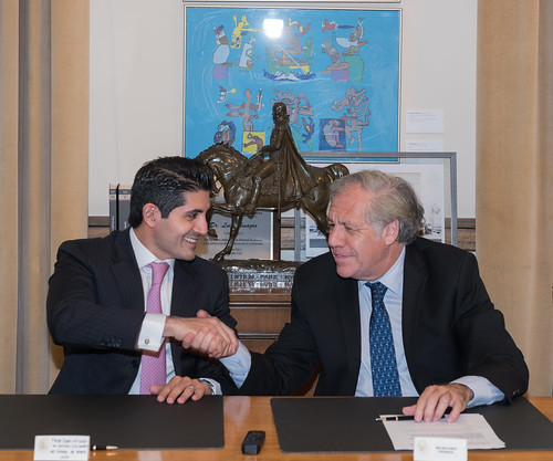 OAS and the Mexican State of Nuevo León to Collaborate on Transparency and Accountability in Elections