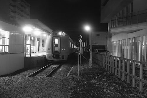 30-09-2019 Wakkanai Station (2)
