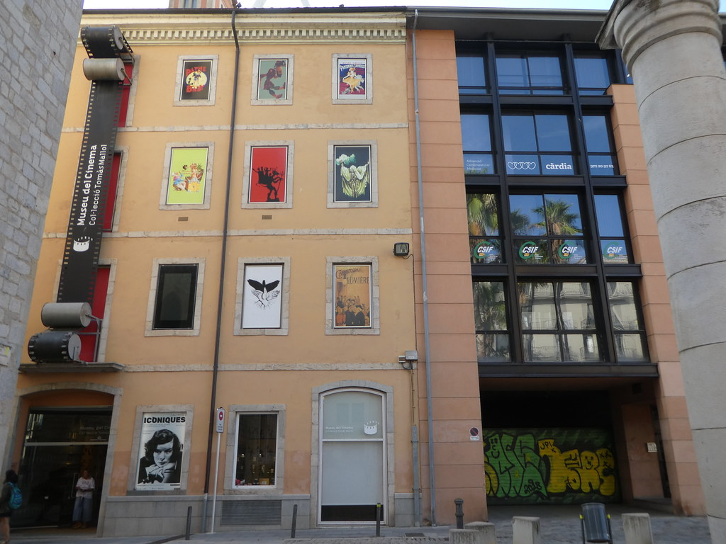 Museum of Cinema, GIrona