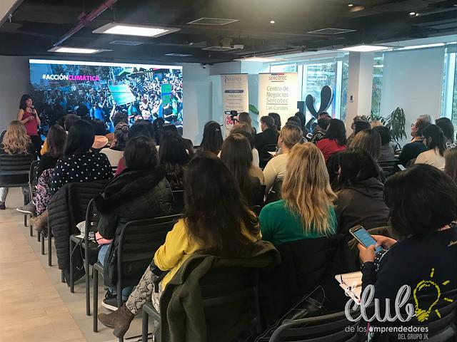 Mujeres Emprendedoras 2019