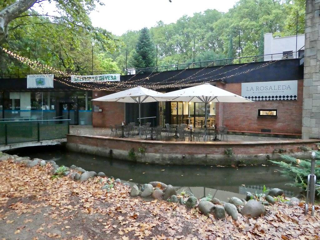 Devesa Park cafe Girona
