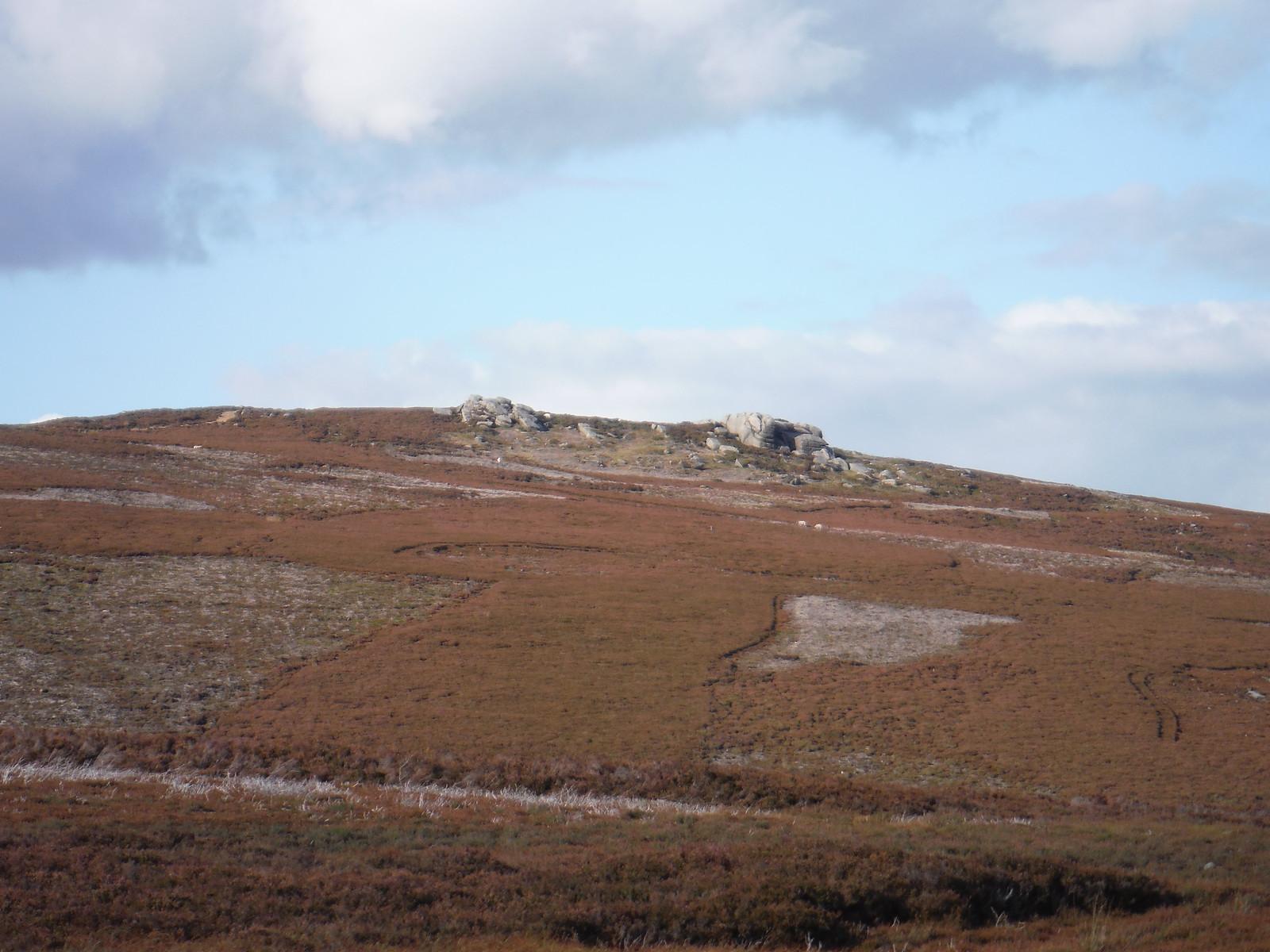 Hurkling Stones, from near end of walk SWC Walk 348 - Ladybower Inn Circular (via Derwent Edges and Strines)