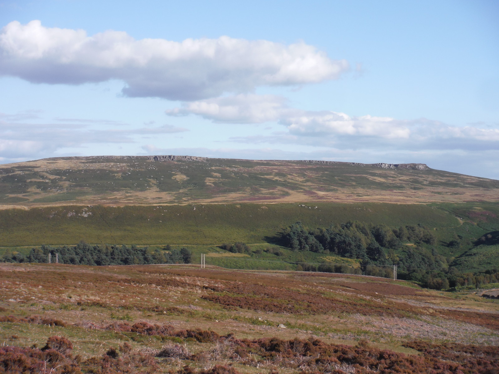 Stanage Edge (St. End to Crow Chin), from Mortimer Road, near Moscar House SWC Walk 348 - Ladybower Inn Circular (via Derwent Edges and Strines)