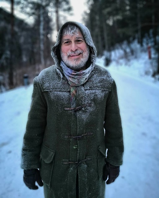 Bruce Momjian is almost dead cold