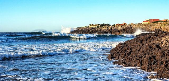 Playa de Cuberris. Ajo. Cantabria
