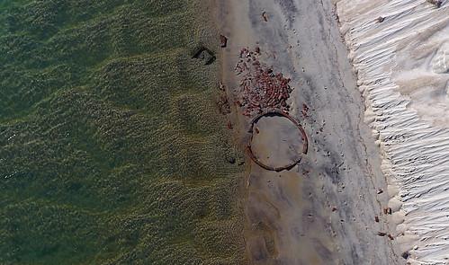 Hardings Beach Cellar Hole