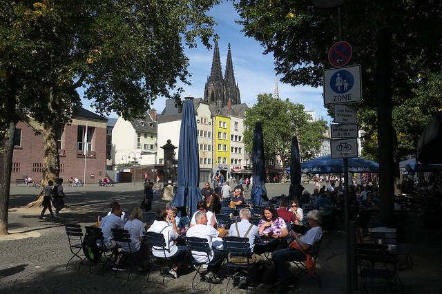 Stadtbummel Köln