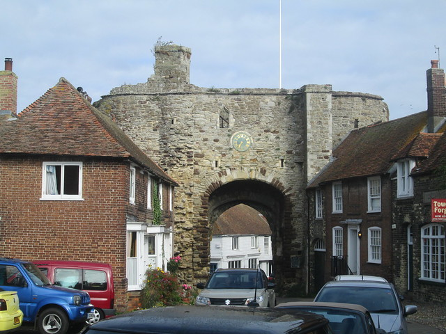 The Landgate, Rye, East Sussex