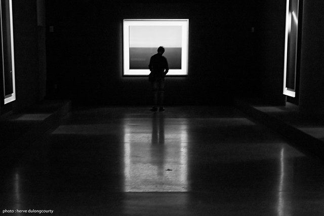 Exhibition : REVOLUTION - Hiroshi Sugimoto : Marmar Sea, Silivri, 1991