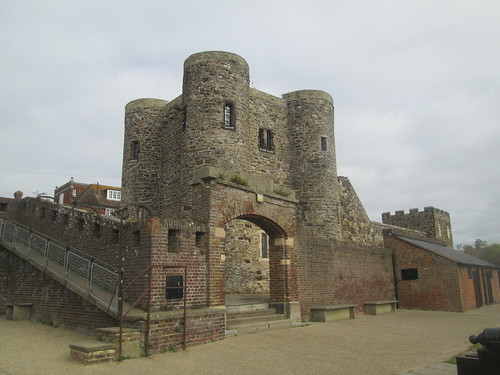 Ypres Tower, Rye, East Sussex