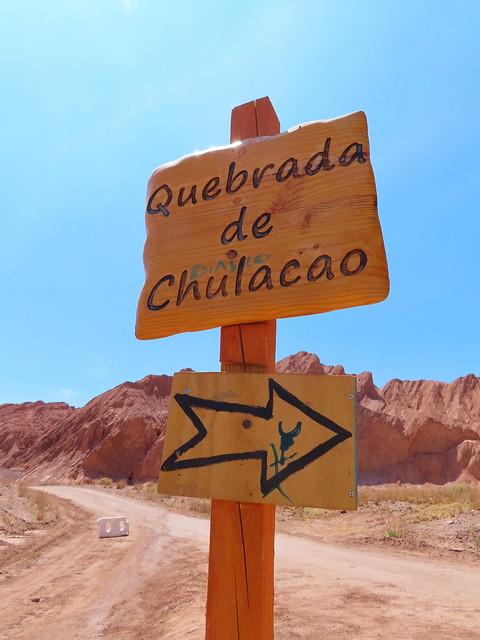 Quebrada de chulacao
