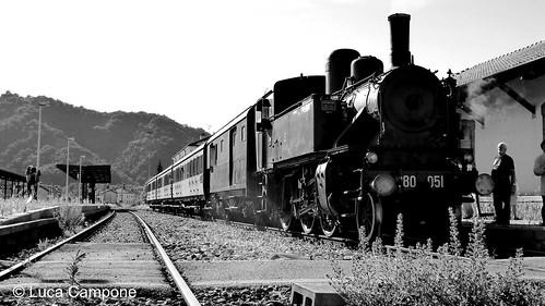 "Treno Storico ""Treno Del Sacro Monte"" Varallo Sesia - Torino Porta Nuova (2)"