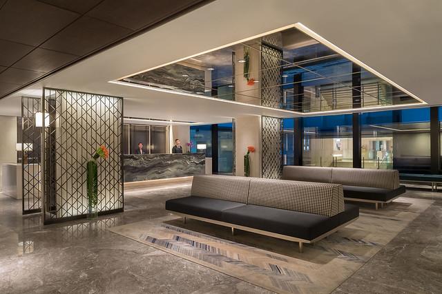 Prince Hotel -Lobby