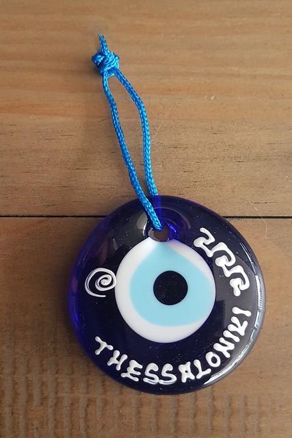 Thessaloniki - Evil Eye Protection