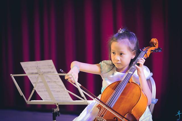 2019薇薇安法式人文音樂沙龍年度大型學生音樂會