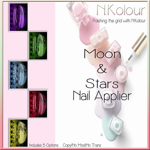 Moon & Stars Ad
