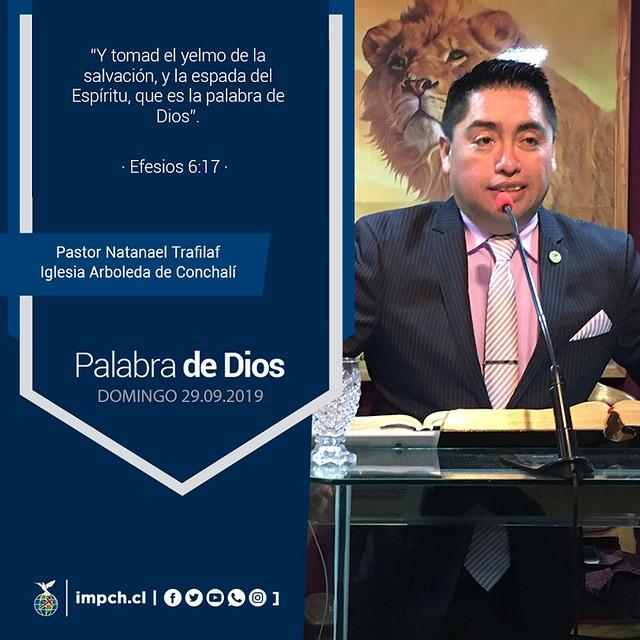 Palabra de Dios | Domingo 29 de Septiembre 2019