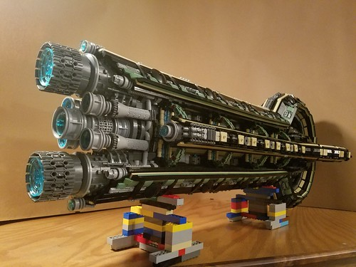 Maelstrom Comet Chaser