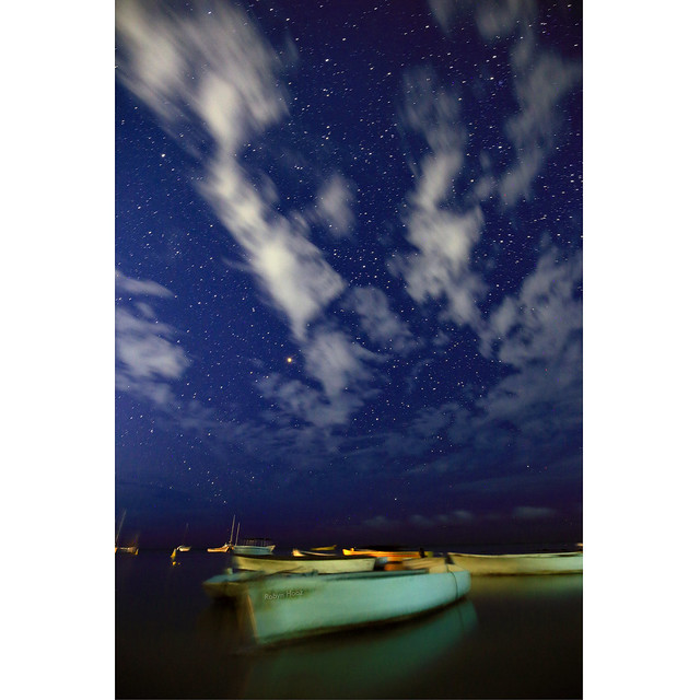 Dreaming among the stars