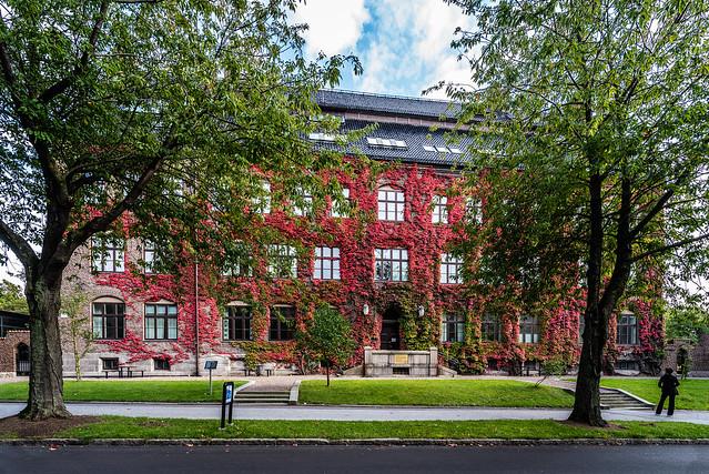 Geocentrum I in Lund Sweden