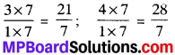 MP Board Class 9th Maths Chapter 1 Number Systems Ex 1.1 1