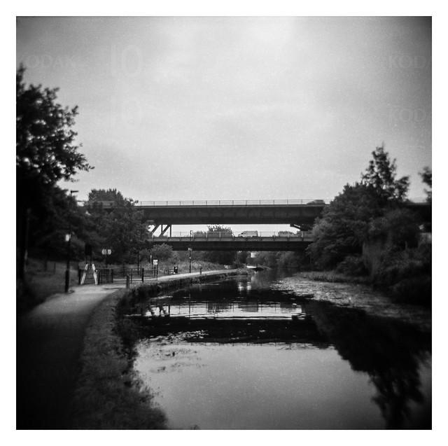 FILM - Tinsley viaduct