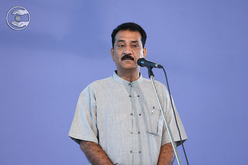 Speech by Naresh Sharma, Shastri Nagar