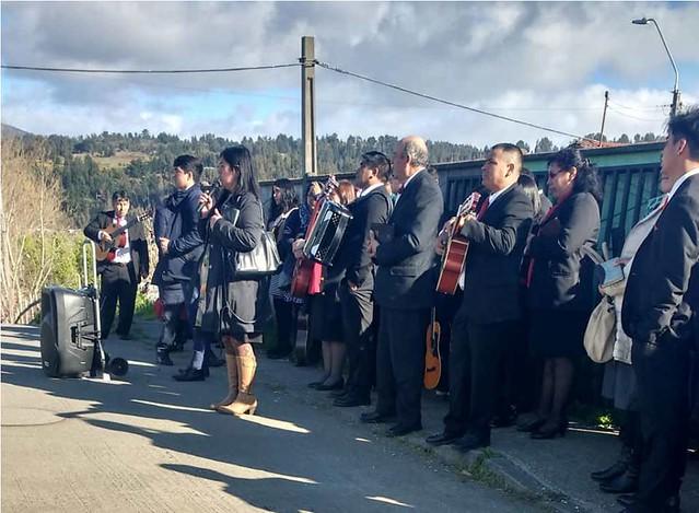 46º Aniversario Coro IMPCH Tirúa