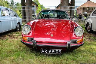 1969 Porsche 911 E - AR-99-09