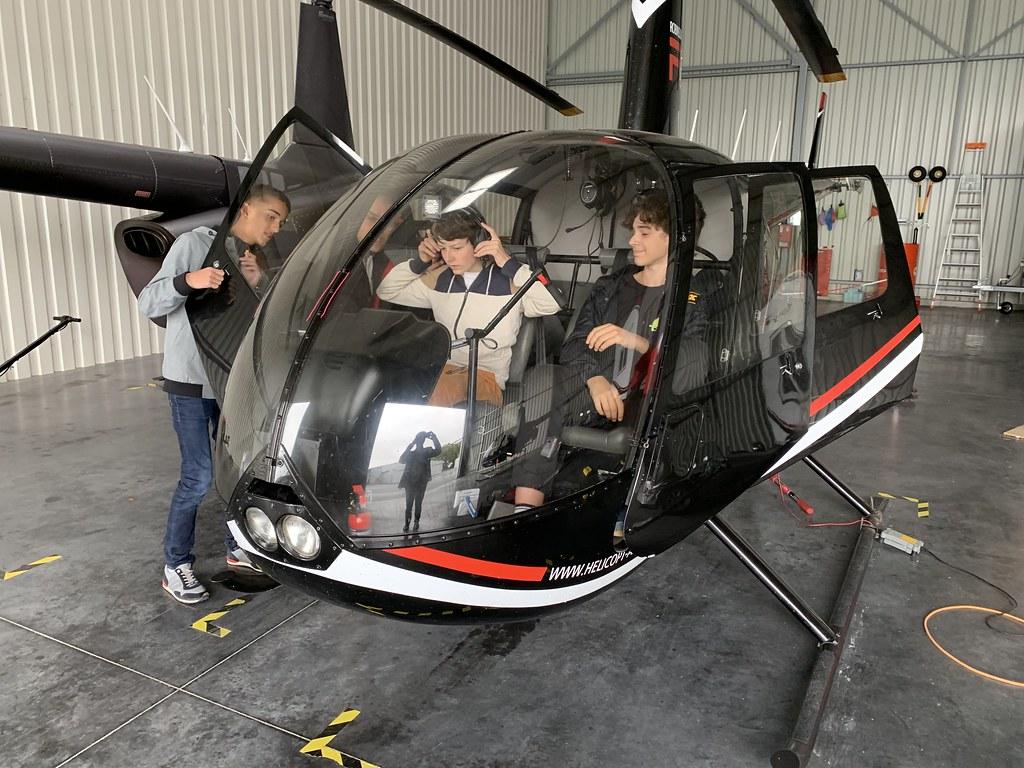 Visite des locaux d'Airways Cholet - 2019