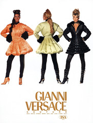 Gianni Versace Couture, 1992