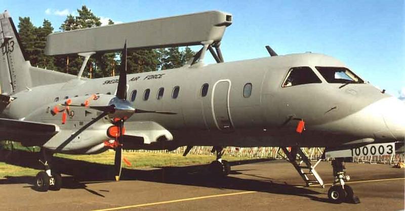 SAAB 340 AEW 00004