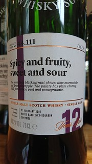 44.111 - Spicy and fruity, sweet and sour