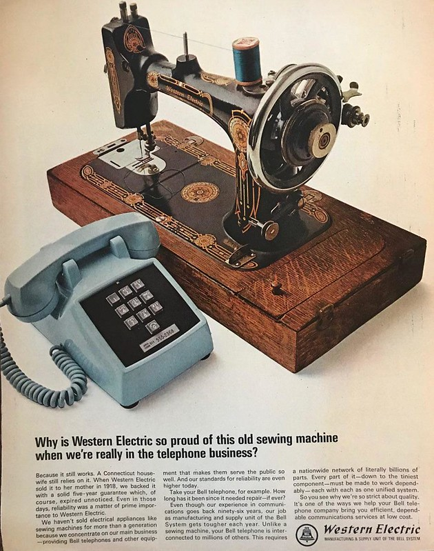Western Electric 1965