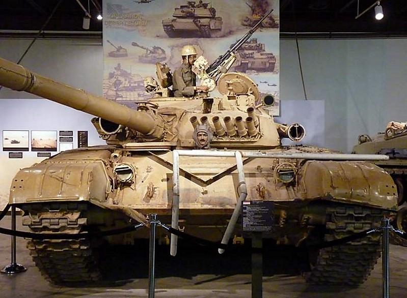 T-72M1 3