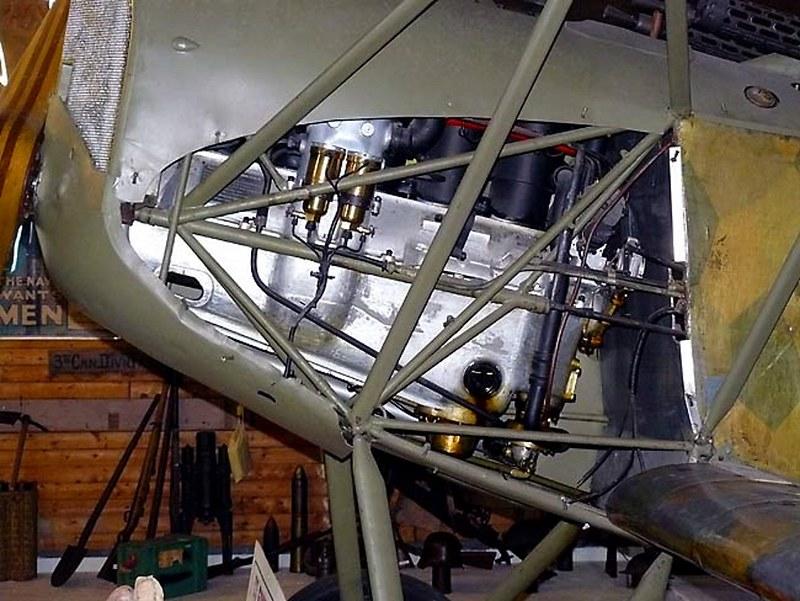 Fokker Д-VII и 00004