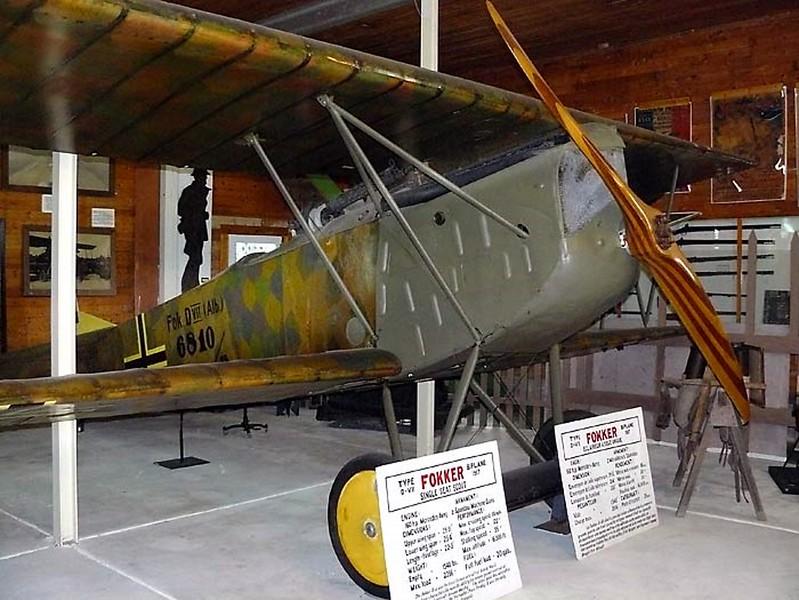Fokker D VII 00001