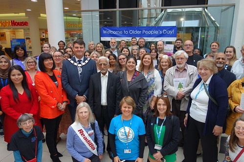 Older People's Day 2019